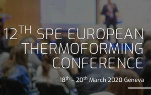 Thermoforming conference 2020.
